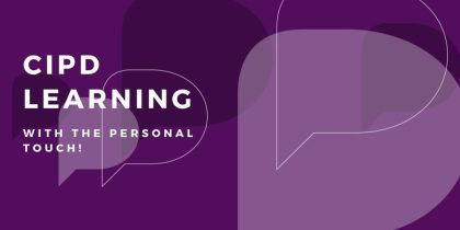 CIPDlearningwithpersonaltouch