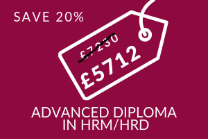 Advanced Diploma in HRM or HRD