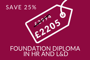 Foundation Diploma in HR and L&D