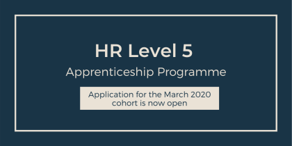 HR Level 5 Apprenticeship