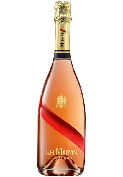 Buy G H Mumm Grand Cordon Rose NV Watsons Wine
