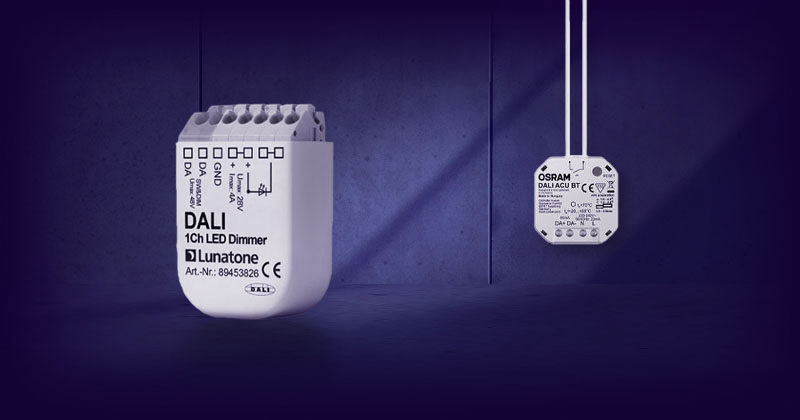 efficient lighting control systems
