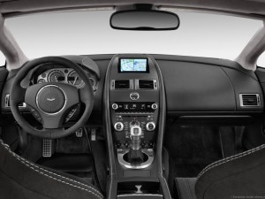 Aston Dashboard