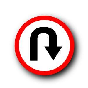 u-turn-symbol