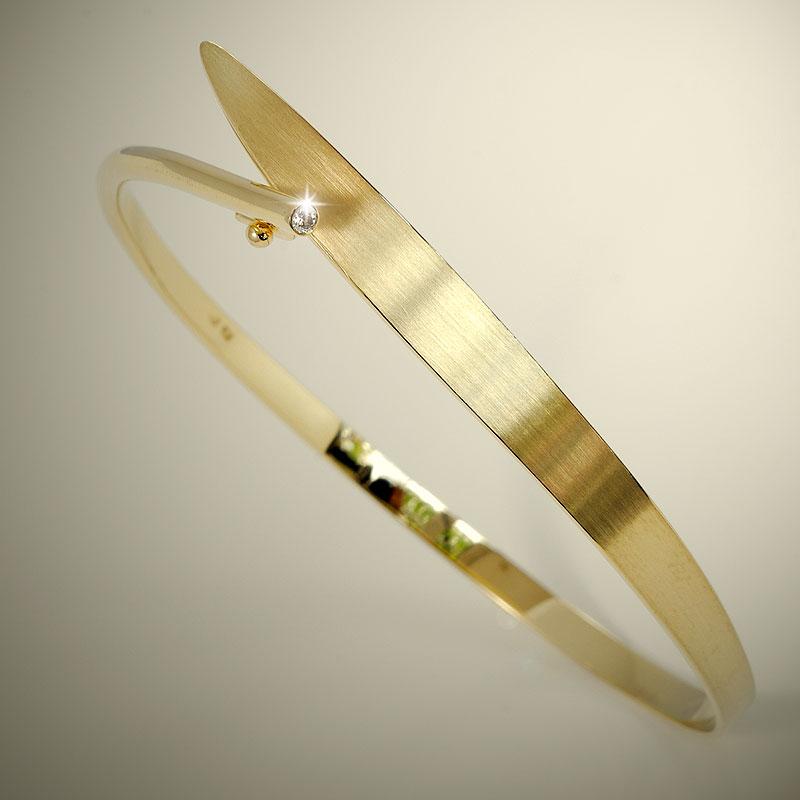 armband goud diamant