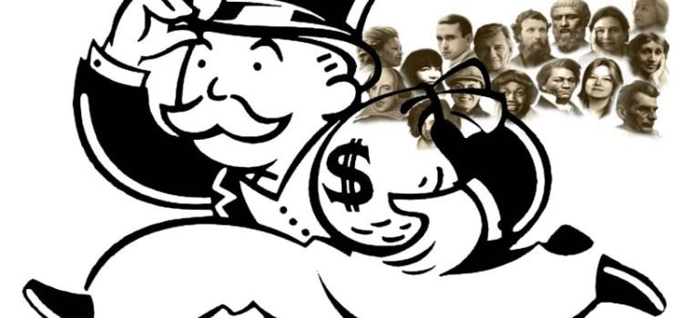 How monopolies harm content creators.