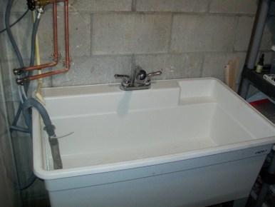 Dog Wash Sink