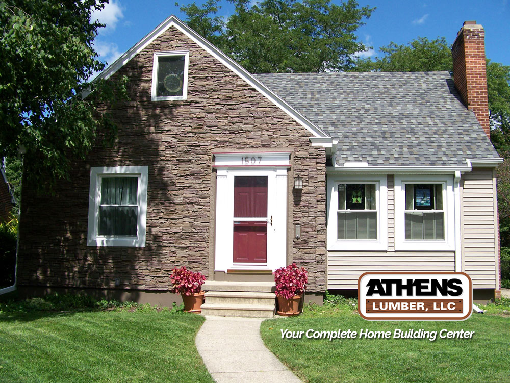 ColorStrand™ Technology siding in Marshfield, WI
