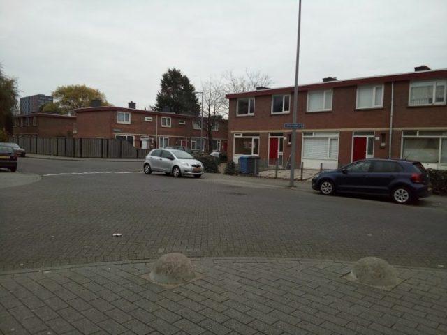 Laagbouw in de wijk Tuinenhoven