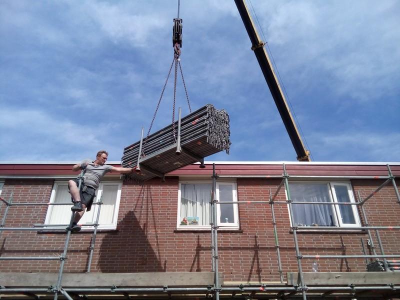 Eerste fase renovatie Tuinenhoven gestart