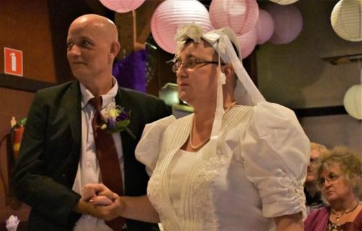Terugblik op het huwelijk