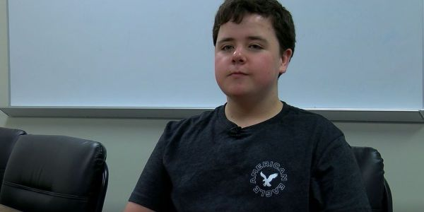 Charlestown teen splits time between home, Hollywood to ...