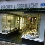 Tarde de compras y cenando en Basilea