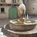 Cinco visitas en Toulon.