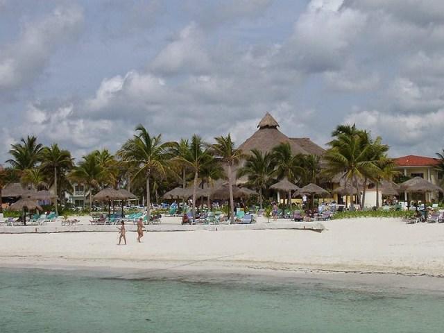 100) Nuestro hotel en Riviera Maya. Mandarin (Copy)