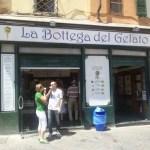 Uno de los mejores helados en Pisa