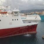 Navagendo en Balearia