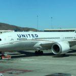 Video review aeronáutico: UNITED AIRLINES