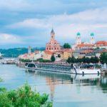 Se inaugura el AMA Magna, el barco fluvial más grande de Europa