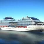 MSC Cruceros comienza la construcción del MSC World Europa
