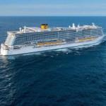 Nuevos itinerarios de Costa Cruceros