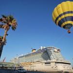 Costa Cruceros vuelve a Barcelona