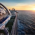 El Grand Princess se convierte en el primer barco que parte de Los Angeles