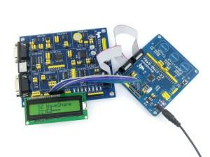 STM8S105C4 development board STM8