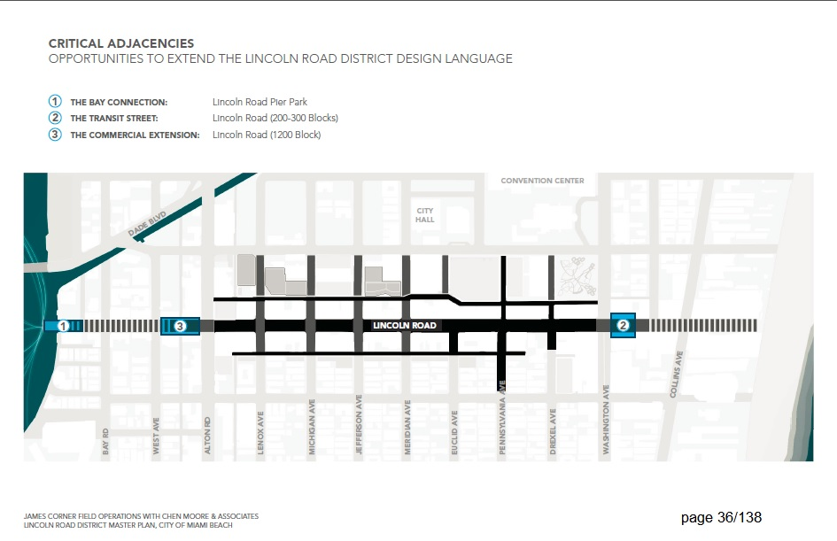 Lincoln Rd p 36