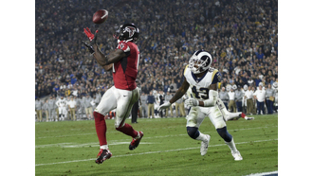 Falcons Rams Football_670028