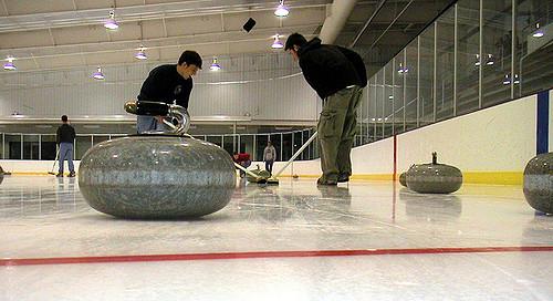 Curling Flickr Photo Matt_692406