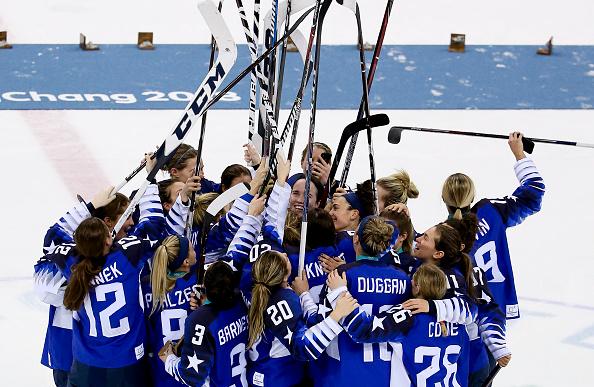 Ice Hockey – Winter Olympics Day 13_703433