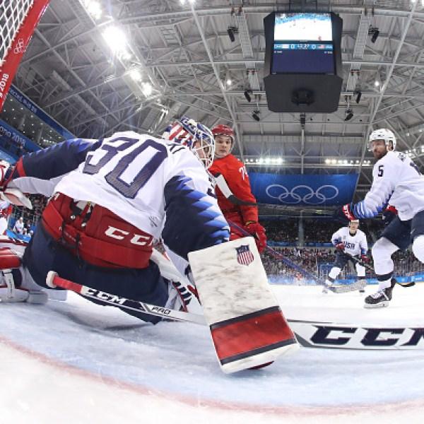 Ice Hockey – Winter Olympics Day 8_700091