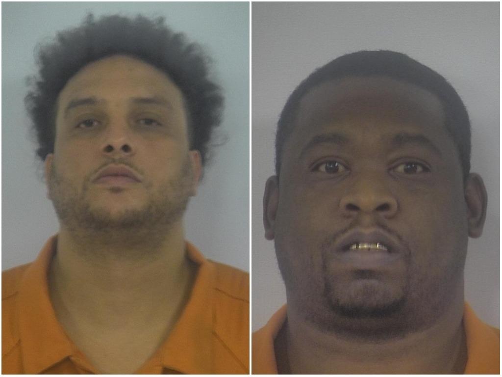 Local Drug Dealers - Roman Hurdle and Antonio Brown