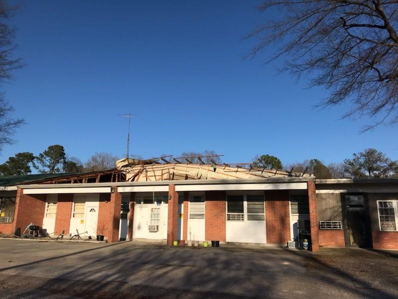 Callao Apartments Storm Damage Northumberland County_710085