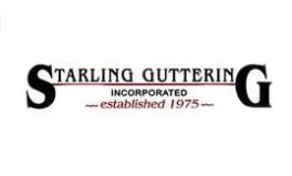 starling guttering logo
