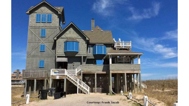 Nights in Rodanthe Home For Sale CBS 17 Photo