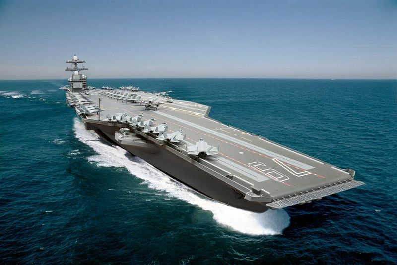 Future USS John_F._Kennedy
