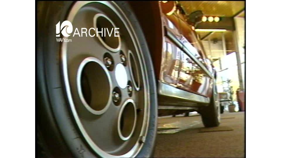 WAVY Archive: 1981 Ford EXP