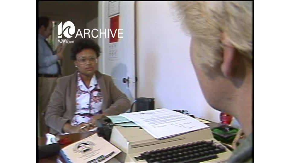 WAVY Archive: 1981 Norfolk Teachers Salary