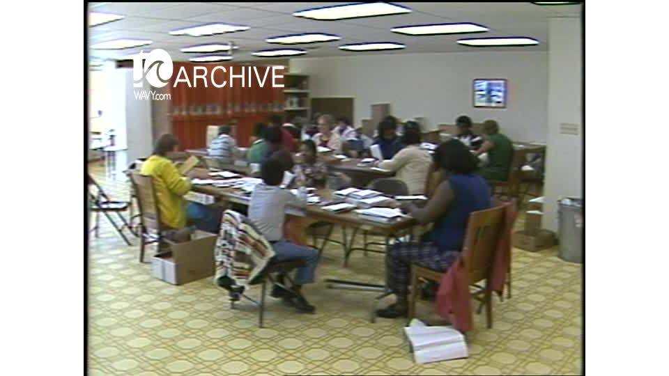 WAVY Archive: 1981 PVC-Training for the Handicap