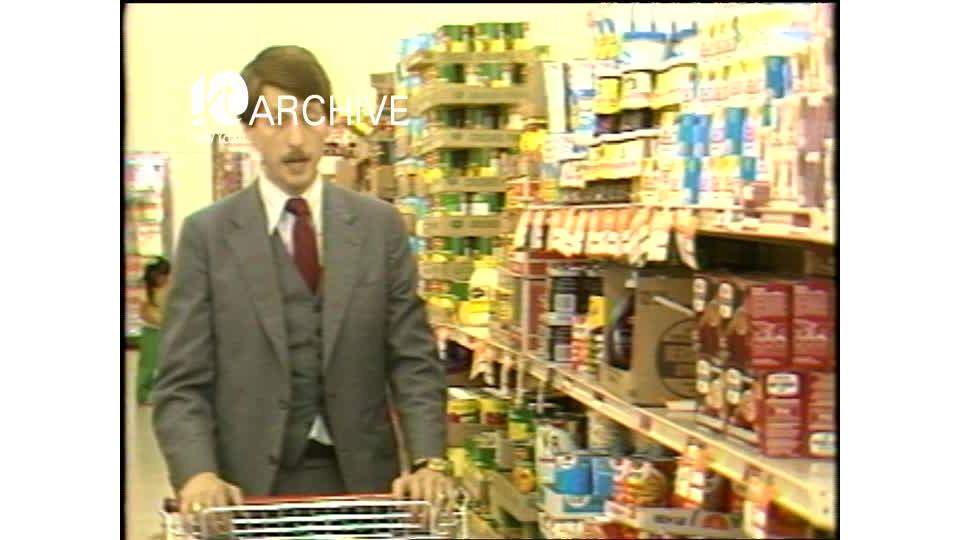 WAVY Archive: 1981 Grocery Warehouses