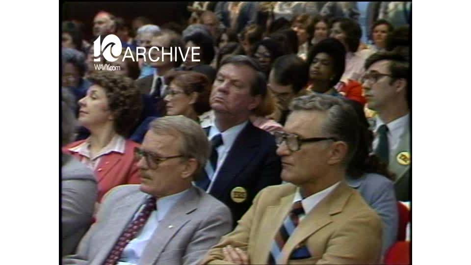 WAVY Archive: 1981 Hampton City Budget
