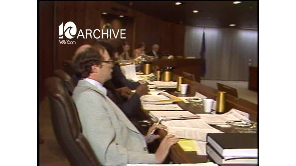 WAVY Archive: 1981 Portsmouth City Budget