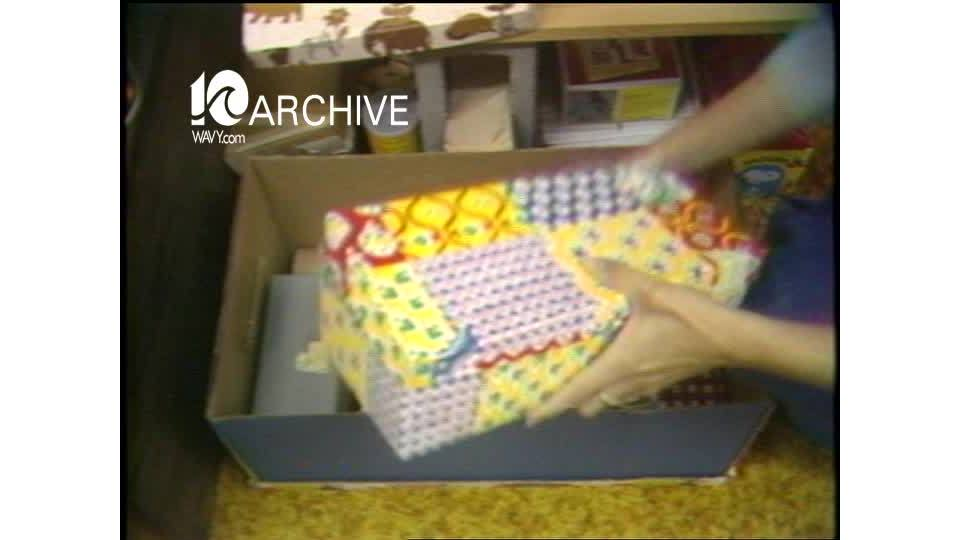 WAVY Archive: 1981 Virginia Beach Teachers Salary