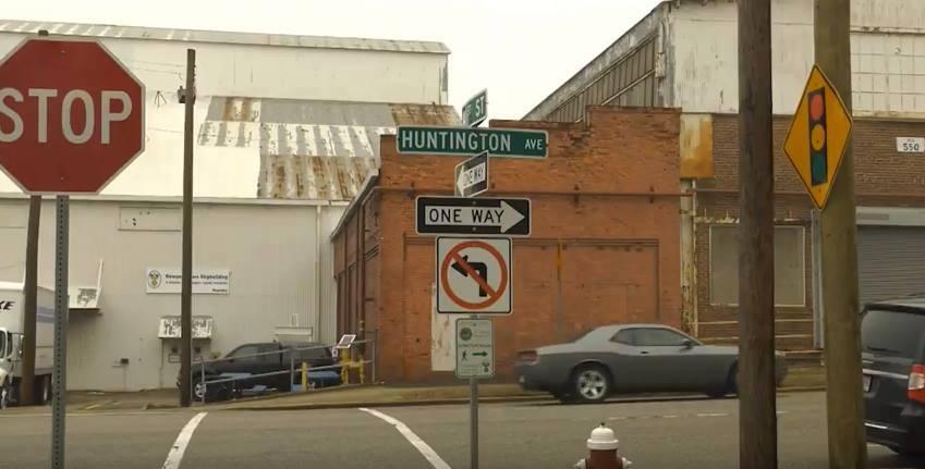 Huntinton Avenue Huntington Ingalls Industries Photo