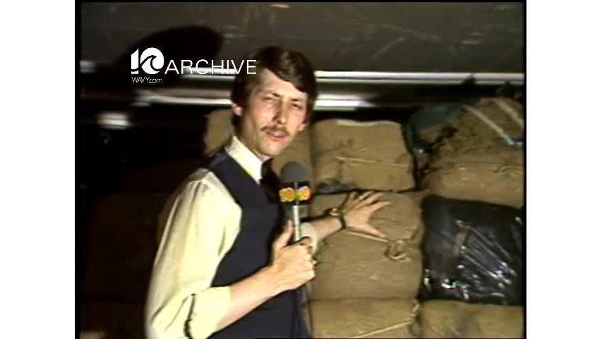 WAVY Archive: 1981 Big Marijuana Bust in Isle of Wight