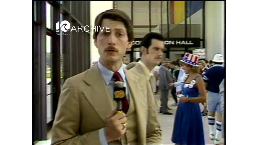 WAVY Archive: 1981 Republican National Convention
