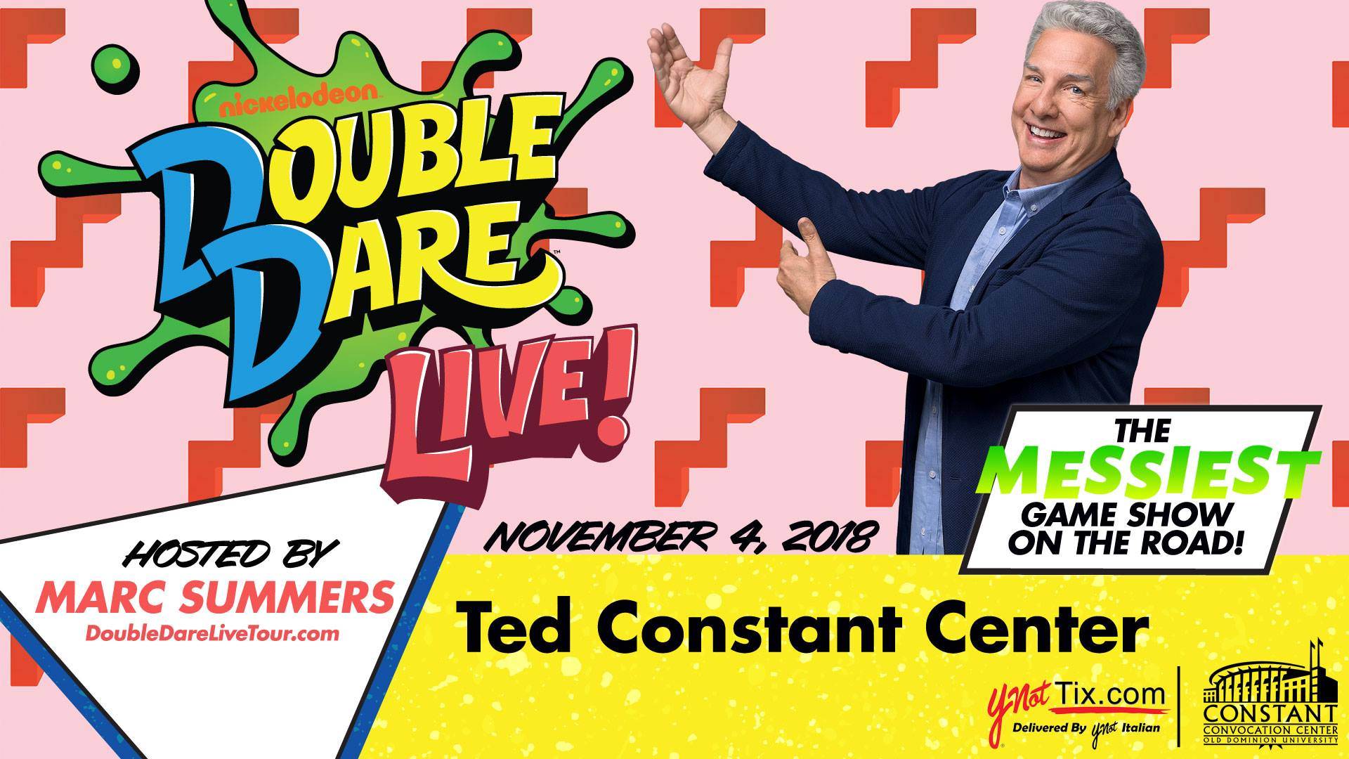 double dare live ted constant center