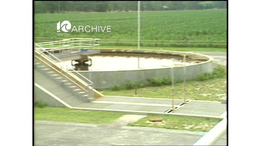 WAVY Archive: 1981 Chesapeake Water Treatment Plant